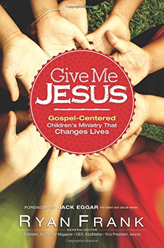 Give Me Jesus Book Cover