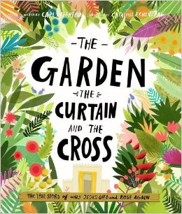 The Garden, the Curtain and the Cross Book Cover